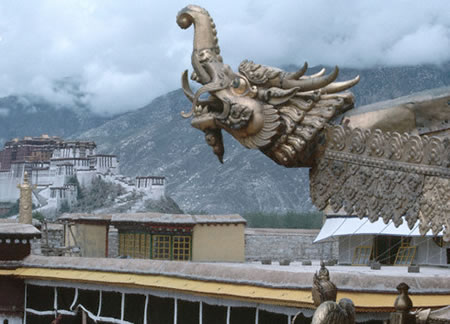 Lhasa – The Place of the Gods