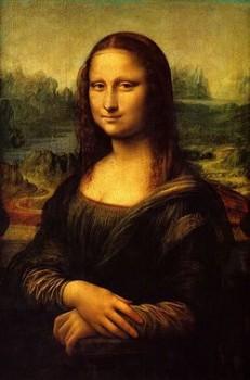 Mona Lisa (Italian: La Gioconda, French: La Joconde)