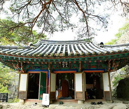 Seonunsa - Korea