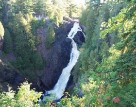 The Big Manitou Falls