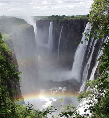 Victoria Falls - Eastern Africa, Victoria Falls, Zambia