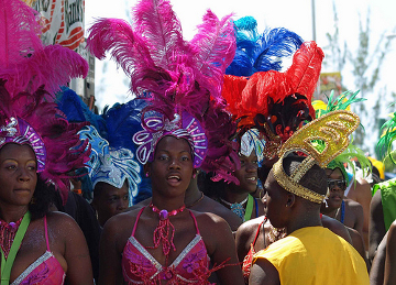 Getting Ready For Barbados' Crop Over Festival