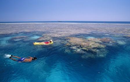 Queenslands' Great Barrier Reef
