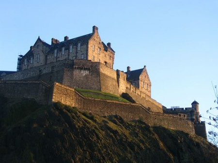 Edinburgh, Scotland a Hotspot for Romance