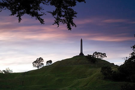 One Tree Hill - Auckland - New Zealand
