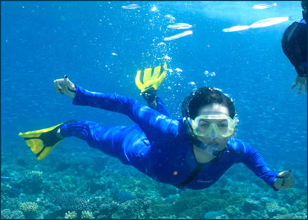 Great places to go snorkeling and scuba diving in Australia