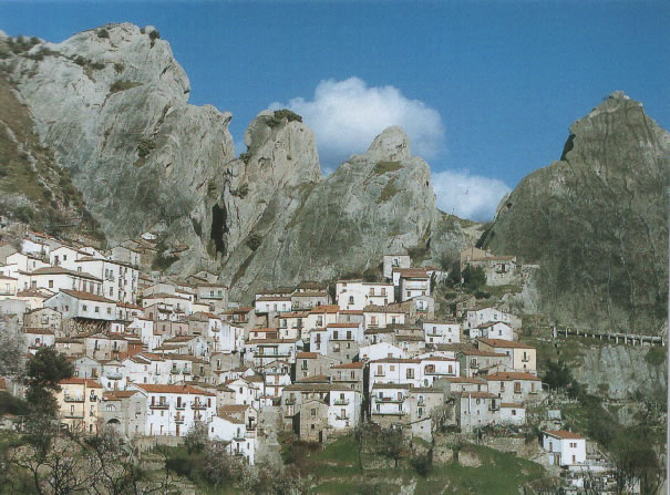 Nature at its best – Castelmezzano