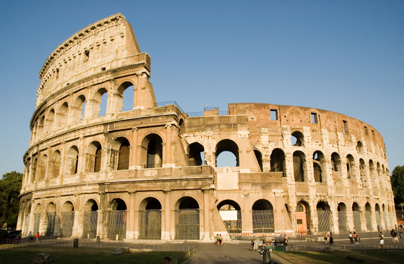 Colosseum – The Place of Funeral Games