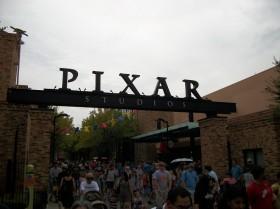 Pixar at Hollywood Studios