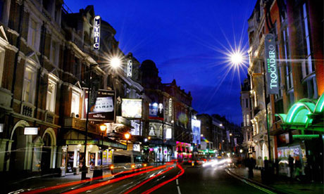 Exploring the London Theatre Scene