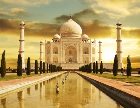 The Jaw-Dropping Taj Mahal