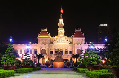 Hoh Chi Minh City & Saigon – The Pearl of the Far East