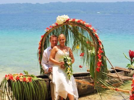 Vanuatu Wedding Venues