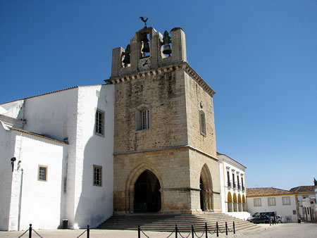 Cathedral of Faro - Portugal