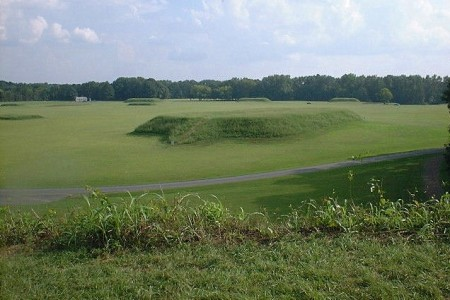 Moundville Archaeological Site - Alabama