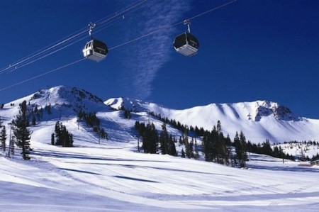 Mammoth Lakes Ski Resort, Los Angeles