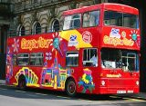 Glasgow Open-top Tour Bus