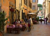 Rome cafes and restaurants