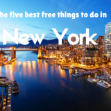 The five best free things to do in NYC