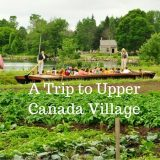 Trip To Upper Canada Village