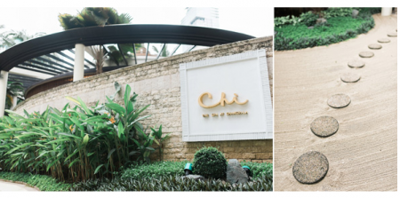 Chi The Spa (Image Credit: Bride and Breakfast)