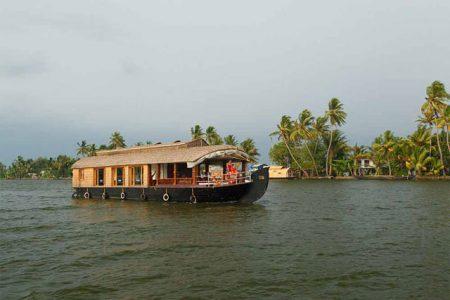 Johnson Eco Boat House