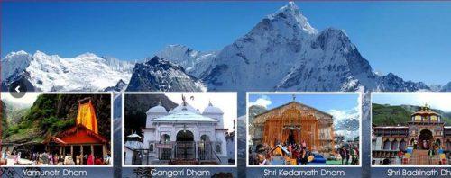 The Chardham Yatra of Uttarakhand