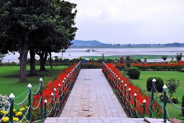 Nishat Garden, Srinagar
