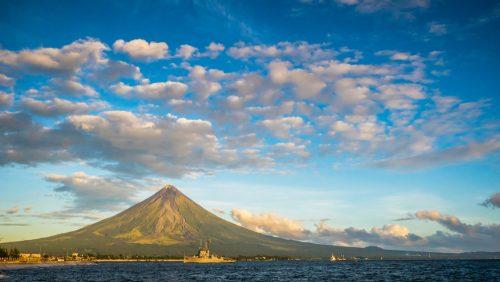 Mayon Volcano Albay, Philippines