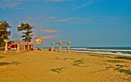 Beach Near Pondicherry