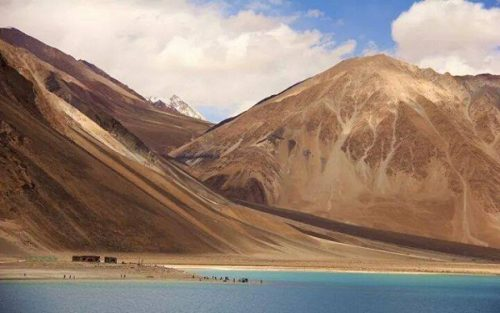 Beautiful Lakes in Ladakh