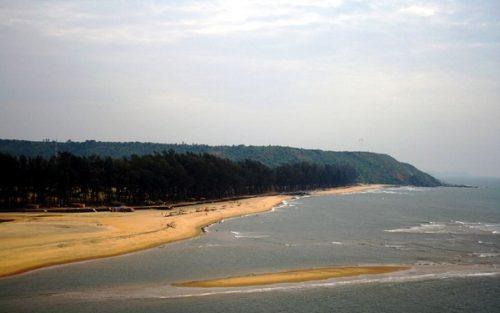 Keri Beach, Goa