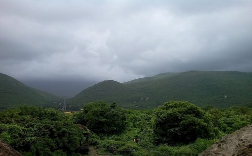 Mount of junagadh