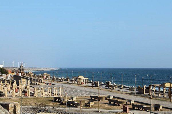 Dwarka Beach