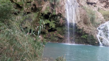 Pir Ghaib Waterfalls