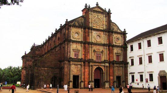 Wander Through Old Goa