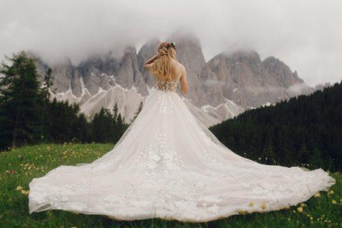 Wedding Luxury Dress