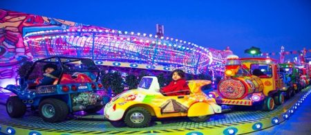 Global Village Kids Ride