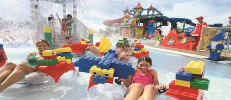 Legoland family waterpark