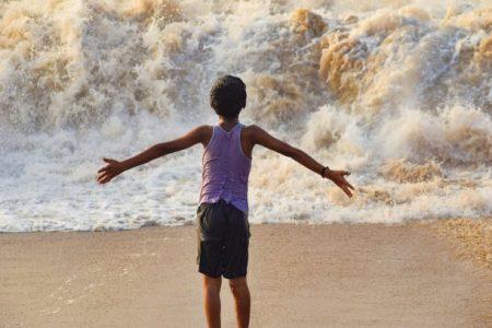 Puri Beach Odisha