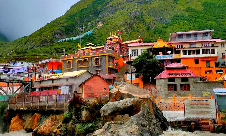 Badrinath Dham - Hindu Char Dham Yatra