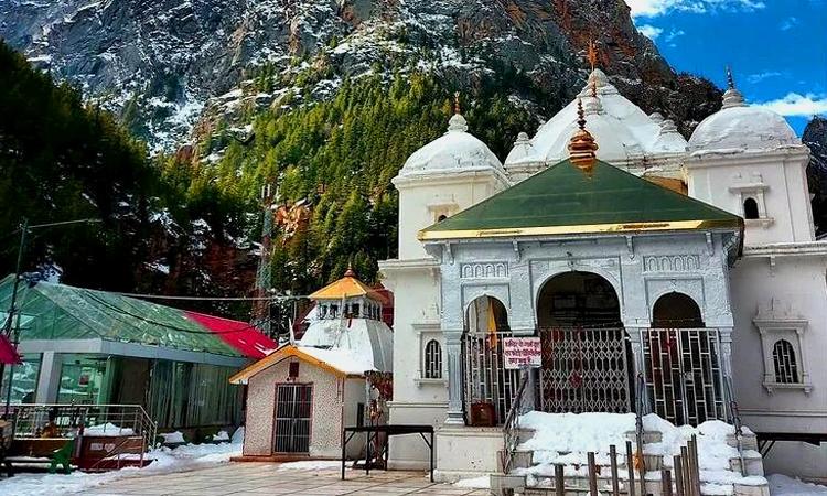 Gangotri Dham - Hindu Char Dham Yatra